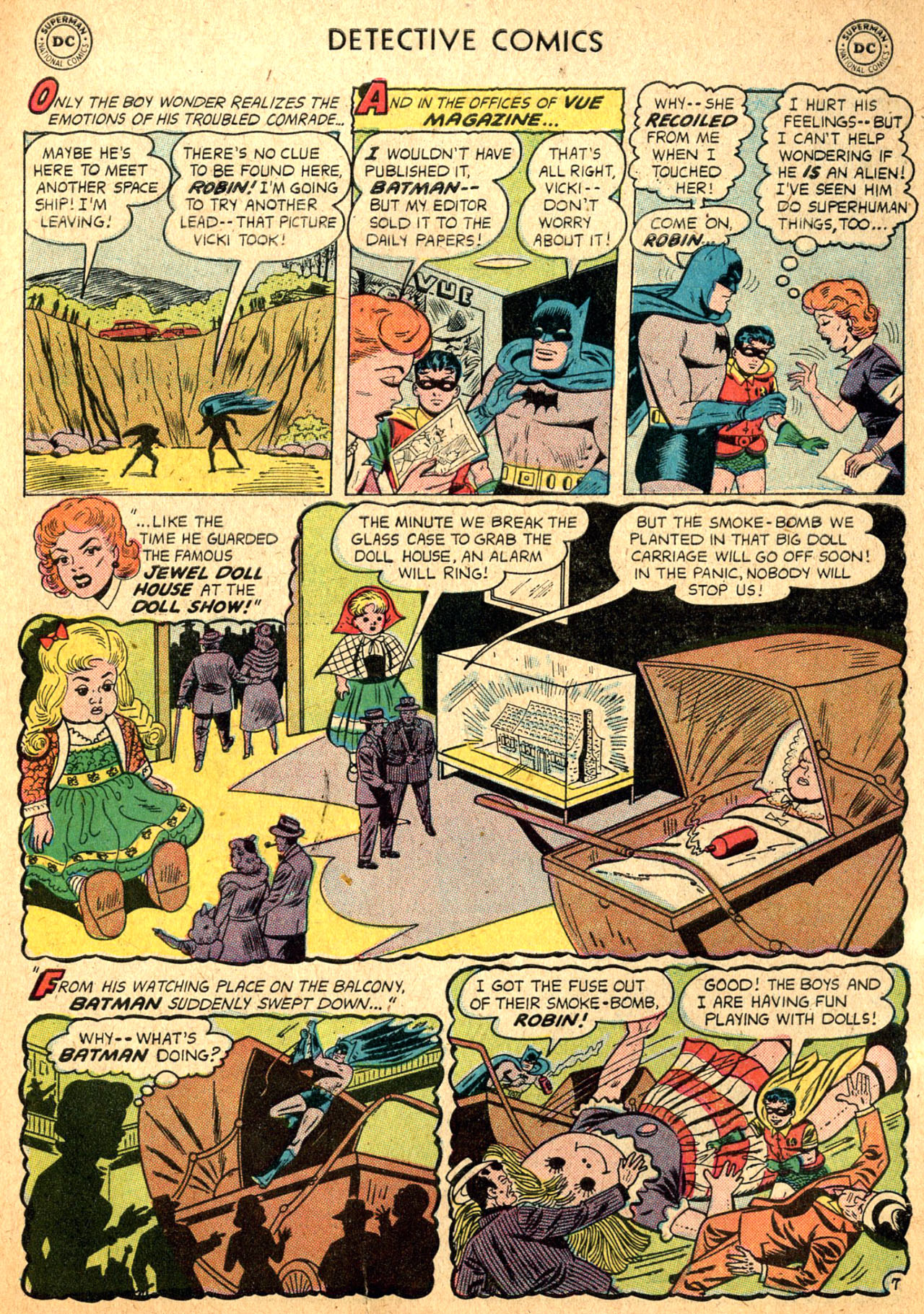 Detective Comics (1937) 251 Page 8