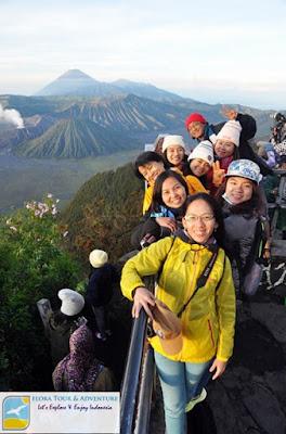 Indonesia surga wisata alam