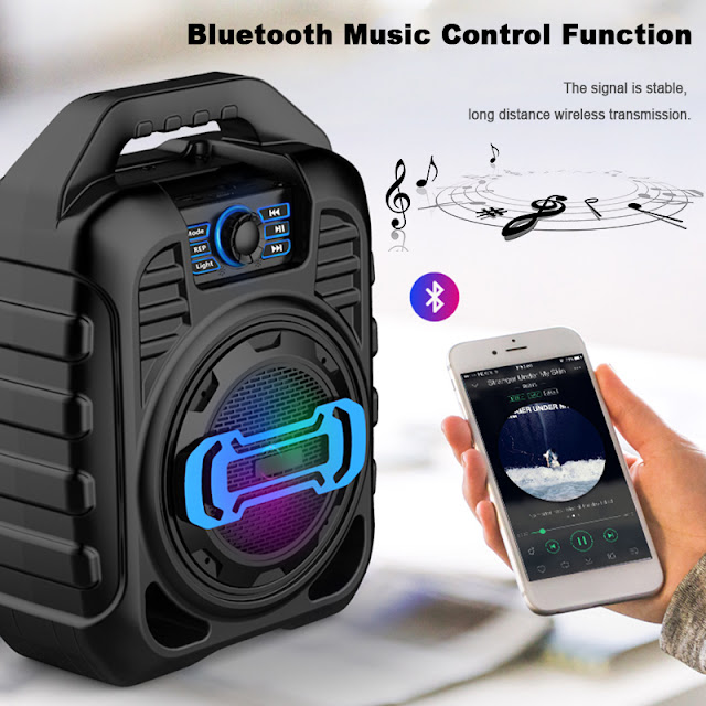4332cb34a22 Bluetooth wireless audio link, which can connect to Bluetooth with  Bluetooth-enabled mobile phones and electronic devices. 2.