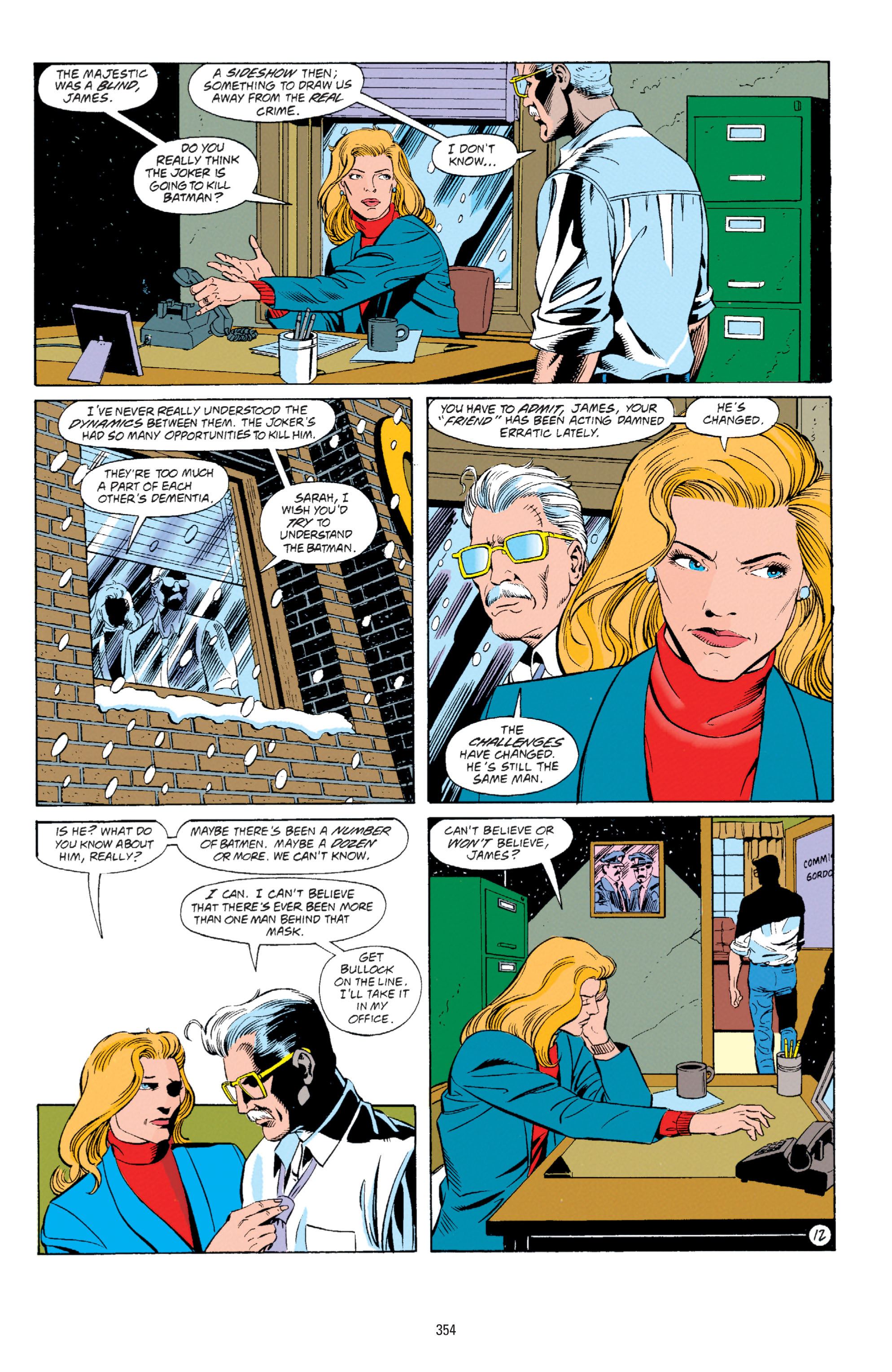 Detective Comics (1937) 673 Page 11
