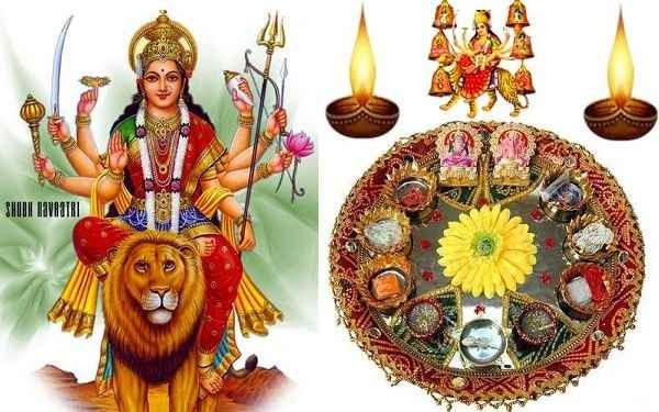 Navratri Puja Vidhi and fasting rules