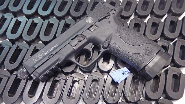 M&P22, M&P22 Compact, basepad, 22lrupgrades, nictaylor, follower, magazine, hi-cap S&W M&P22