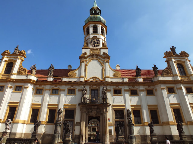 Loreto en Praga