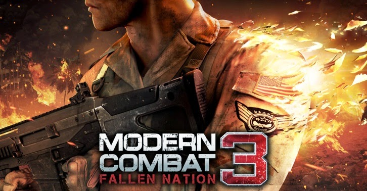 download modern combat fallen nation android