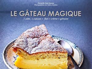 Le gâteau magique... en livre !!!