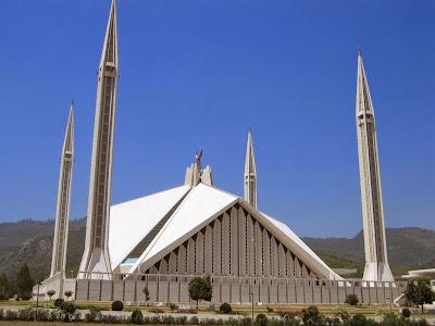 Faysal Camii - İslamabad