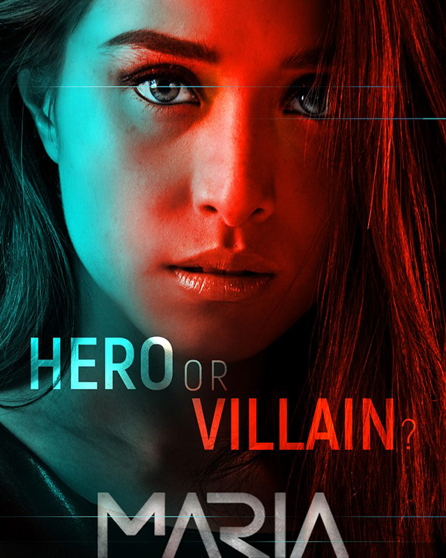 Cristine Reyes Hero of Villain