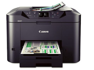 Canon MAXIFY MB2300 printer drivers download and Install - Wireless