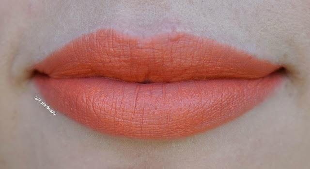 thefaceshop over girl edge lip crayon or01