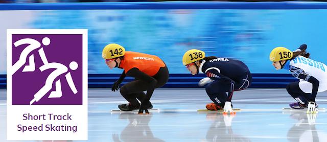 Juegos Olímpicos de Invierno Pyeongchang 2018 - Patinaje de velocidad en pista corta