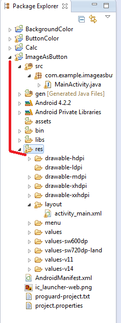 drawable-folder