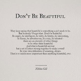 cerita chia perempuan mengapa harus cantik