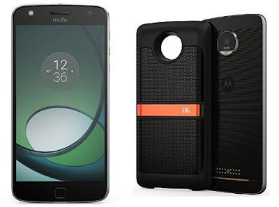Motorola Moto Z Play (+Moto Mod JBL)