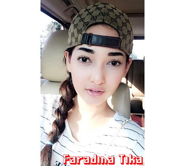 Faradina Pemeran Mimin