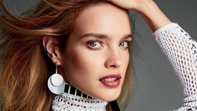 Top Super Model Natalia Vodianova hd wallpapers free downloads