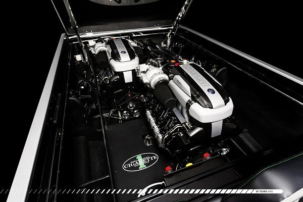 50 Marauder AMG