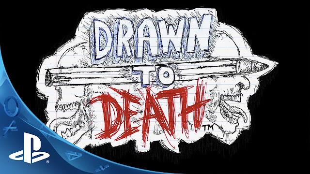 إستعراض جديد لأسلوب اللعب من إصدار Drawn to Death القادم بالمجان عبر خدمة PlayStation Plus