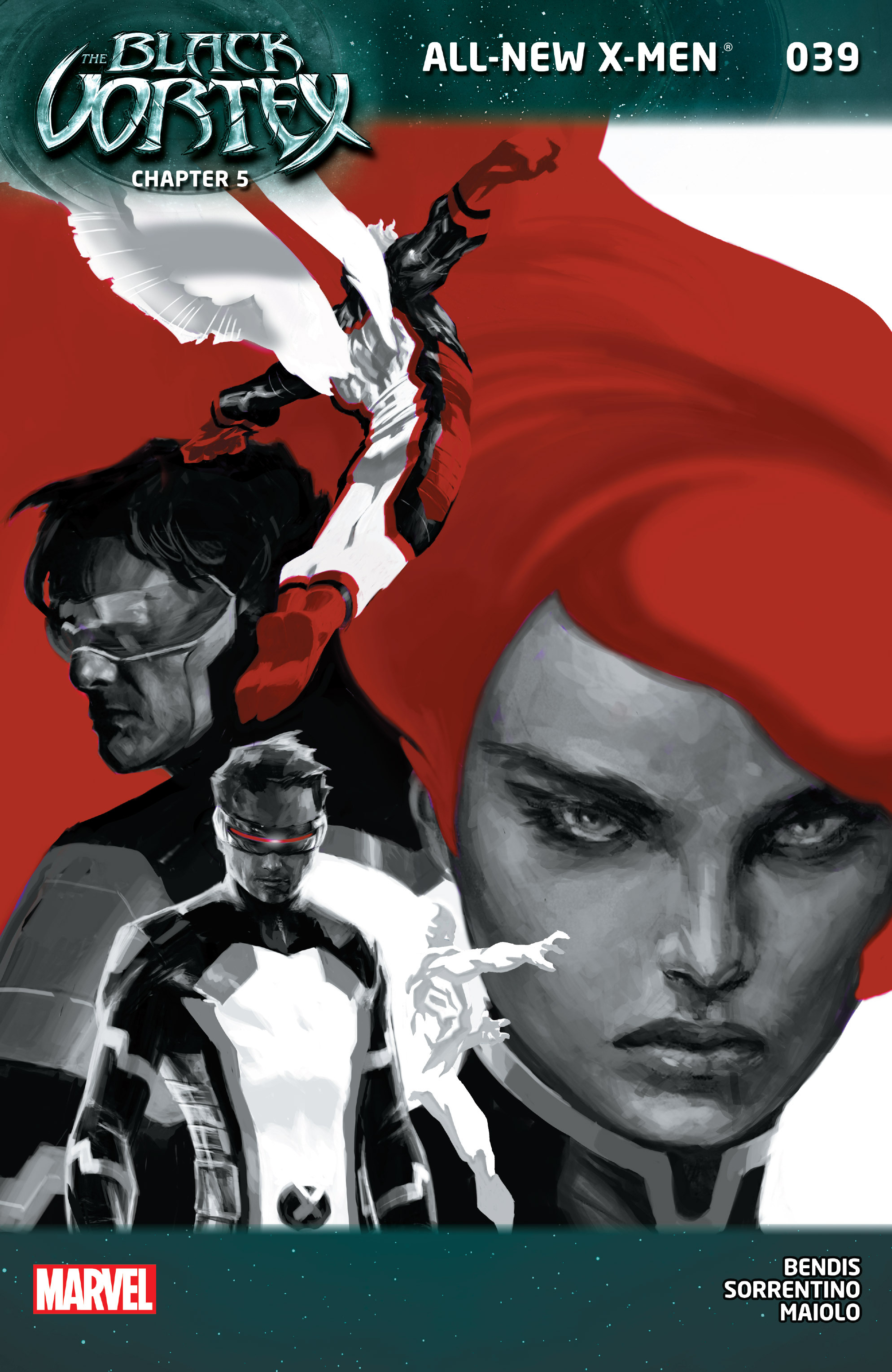Read online All-New X-Men (2013) comic -  Issue #39 - 1