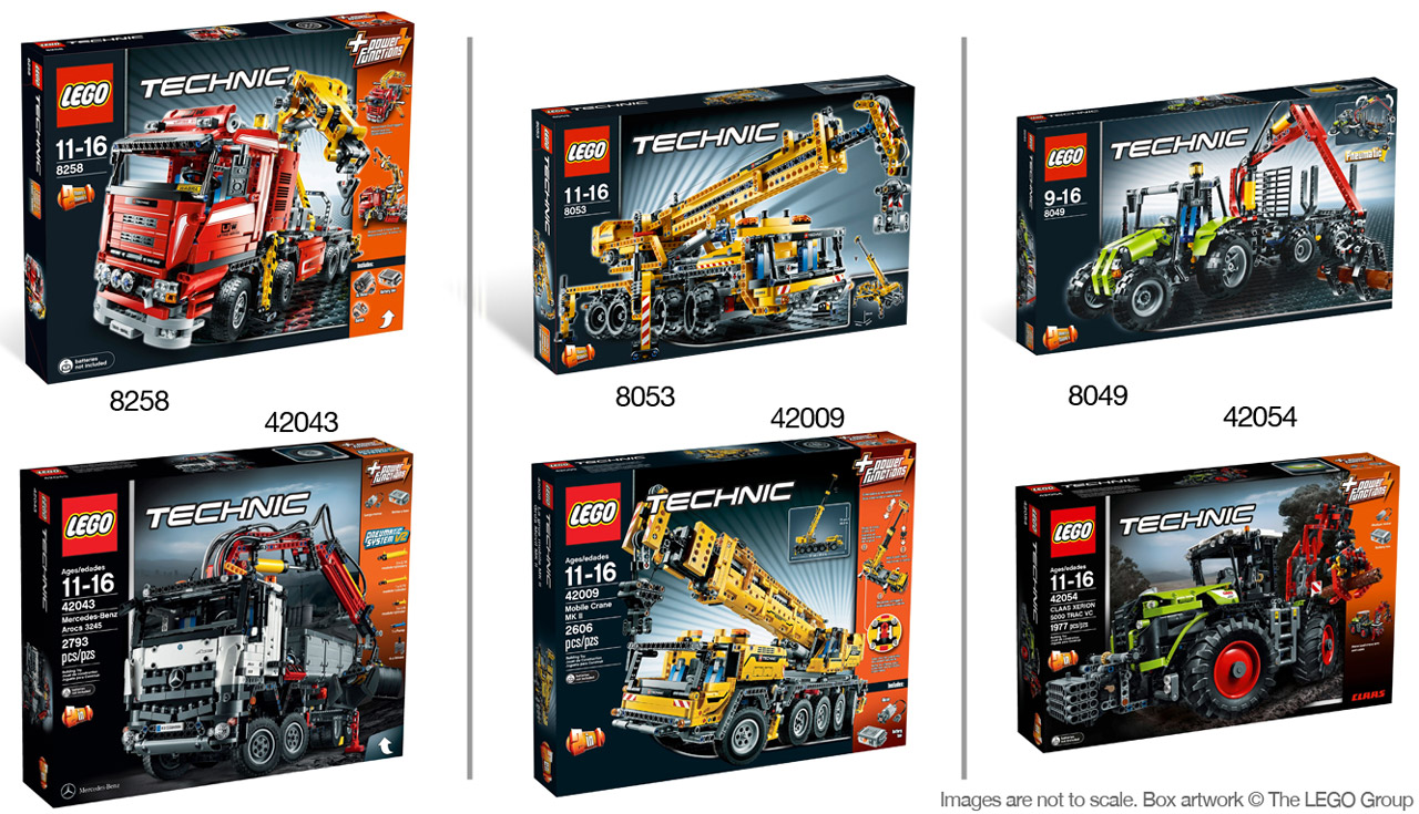 Claas Act New Elementary A Lego Blog Of Parts