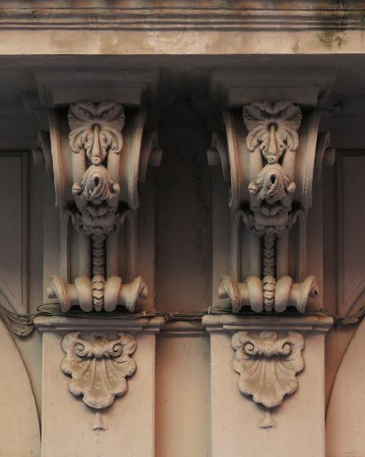 Balcony, Via San Francesco, Livorno