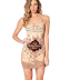 Harry Potter Marauder map dress