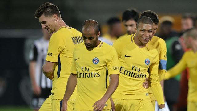 Arsenal PSG Mercato