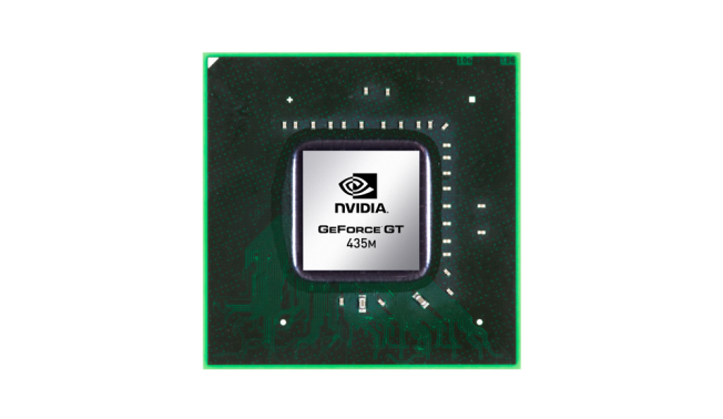 Nvidia GeForce GT 435M Driver Download