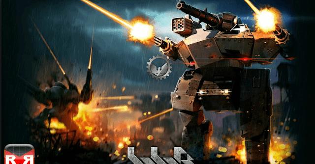 لعبة القتال Walking War Robots لأجهزة أندرويد وأيفون