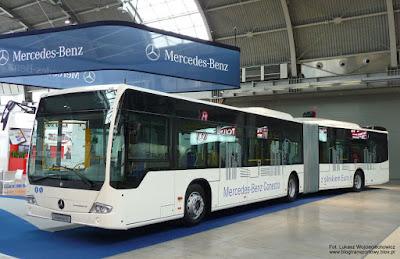Mercedes Conecto G, TransExpo 2013
