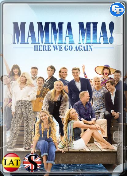 Mamma Mia: Una y Otra Vez (2018) HD 1080P LATINO/INGLES
