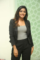 Actress Eesha Looks gorgeous in Blazer and T Shirt at Ami Tumi success meet ~  Exclusive 119.JPG
