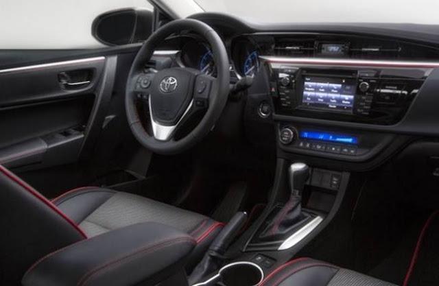 2018 Toyota Corolla Rumors