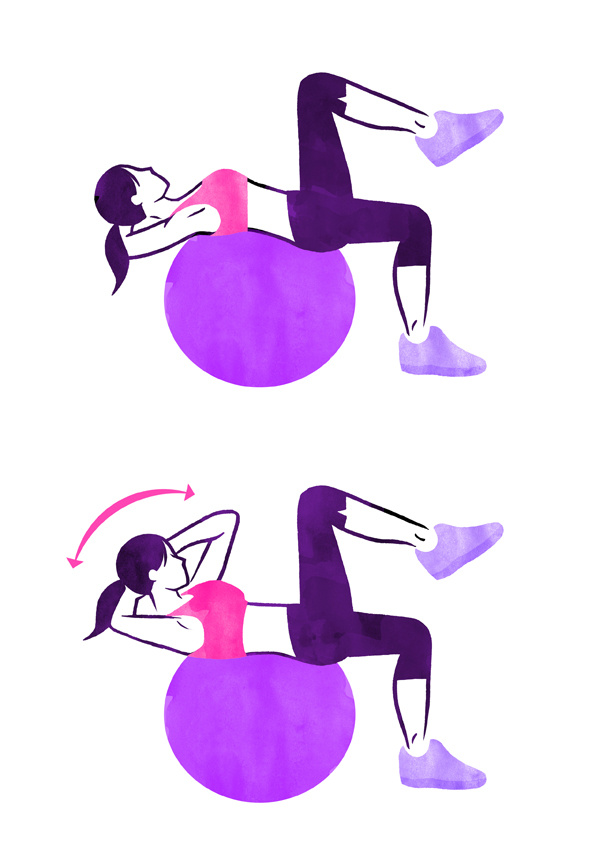 perder musculatura grasa en la cintura