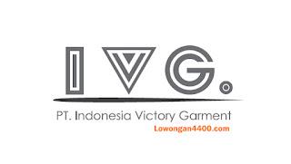 Operator QC PT. Indonesia Victory Garment Purwakarta