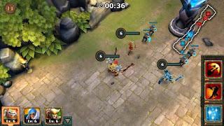 Legendary Heroes MOBA MOD APK v2.3.4 Terbaru Free Shopping Offline