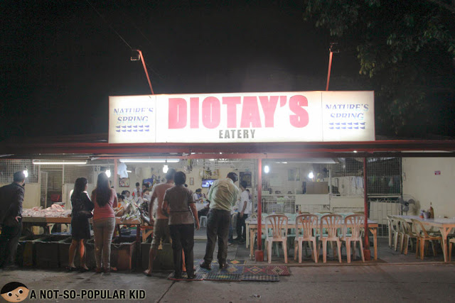 Diotay's Eatery in Bacolod