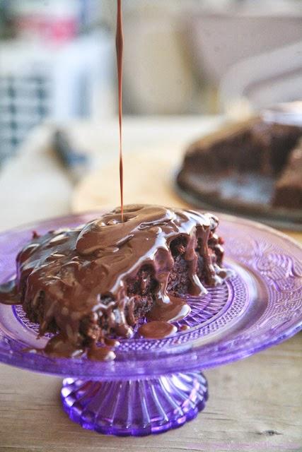 Νηστίσιμο Death by chocolate Cake