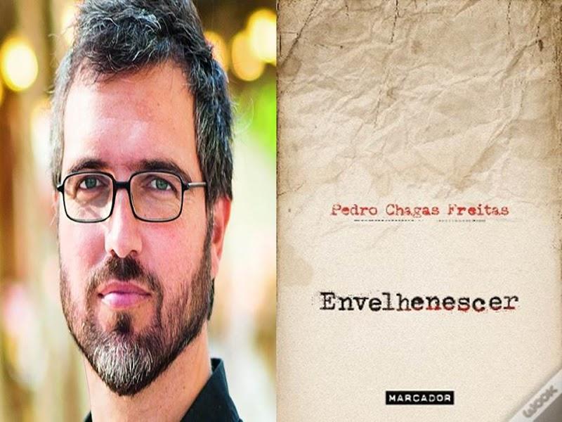 Apresentação de Pedro Chagas Freitas!