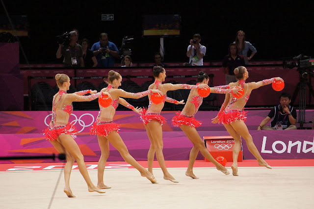 Senam Ritmik Sportif (Sportive Rhythmic Gymnastics)