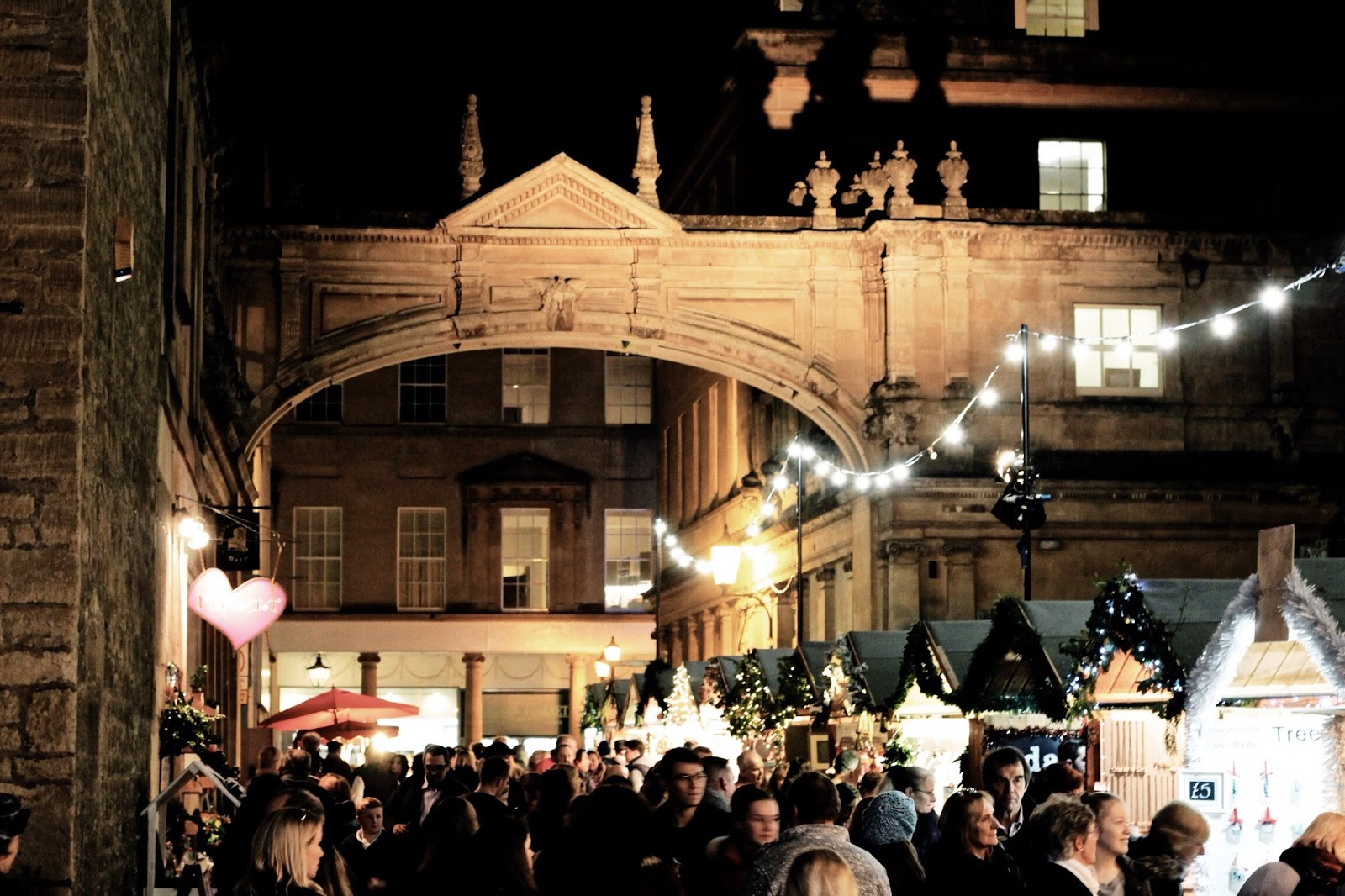 Christmas markets at Bath 2016