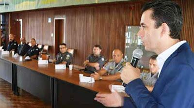 Paulo Serra formaliza criação do Comitê Integrado de Segurança em Santo André