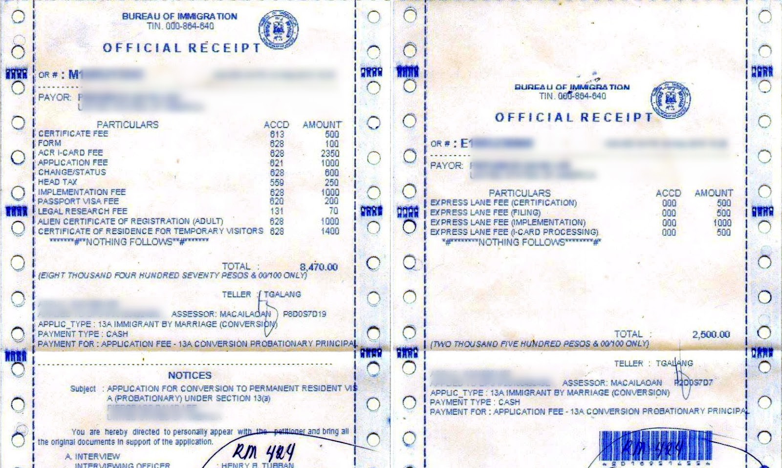 Qwertisms how to apply for a filipino 13a marriage visa its costly once you add everything up but the visa itself is still the main thing 1betcityfo Gallery