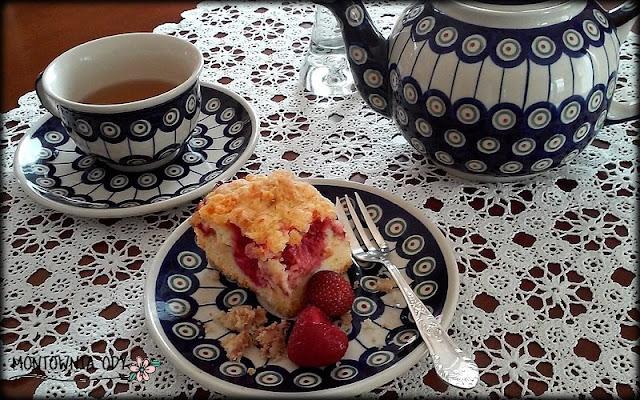 Przepis na pyszne ciasto