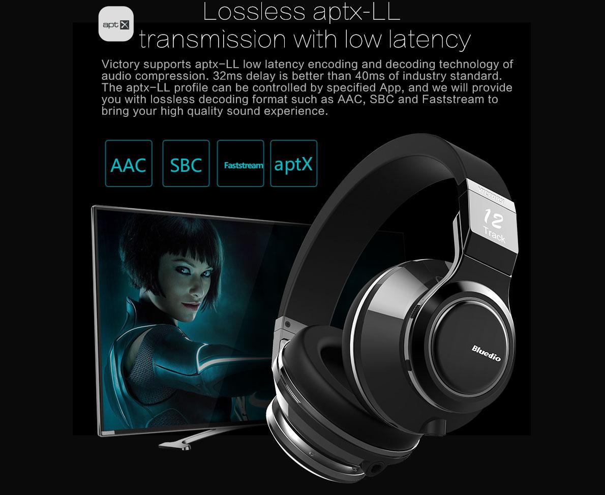 Bluedio Victory Pro Wireless Bluetooth Headphones