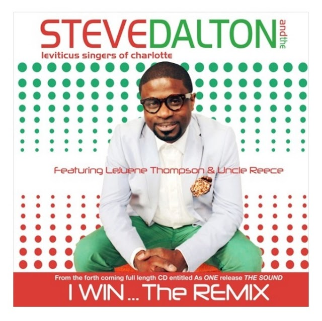 """Multi Award Recipient Steve Dalton of The Leviticus Singers of Charlotte Discuss His Single """"I WIN, The Remix"""" With Radio Personality """"Lady Rie"""" from WLQM AM 1250"""