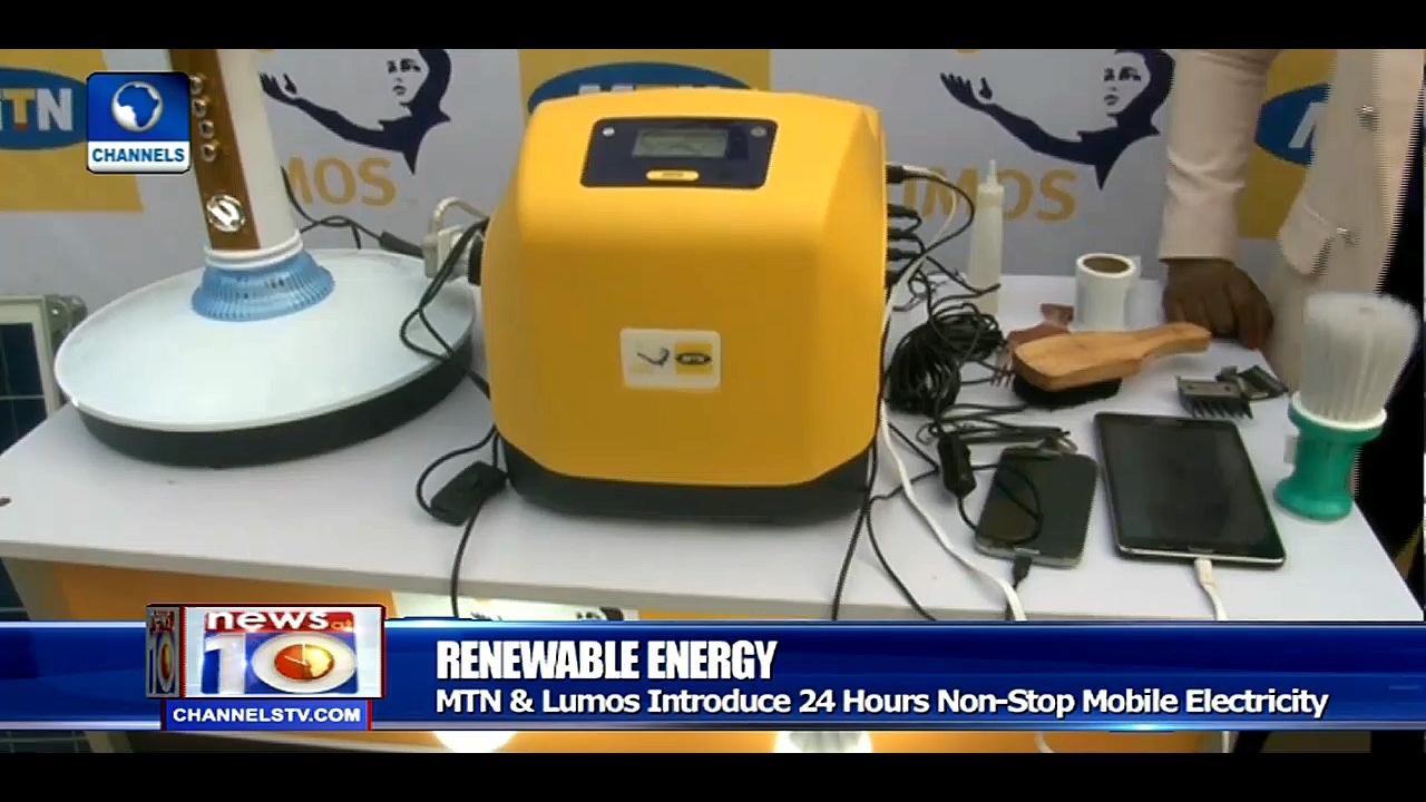 Mtn solar lumos mobile electricity meaning benefits for Lunos skalar