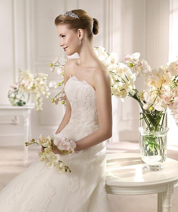 San Patrick Novias Spring 2013 Wedding Dresses World Of Bridal