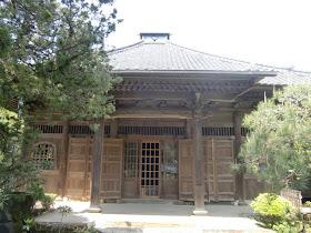 壽福寺仏殿