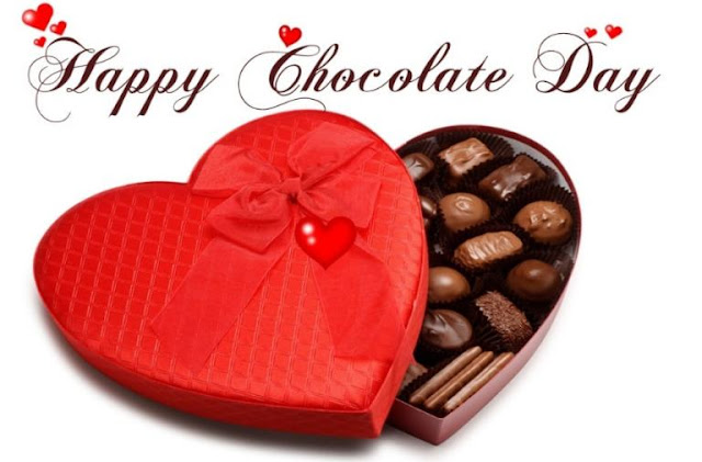 Happy Chocolate Day 2018 Whatsapp DP Images