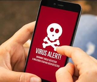 malware di smartphone